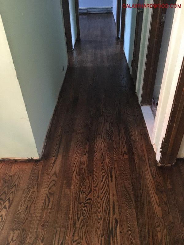Dark Wood Flooor Refinishing Westchester Hardwood Floors